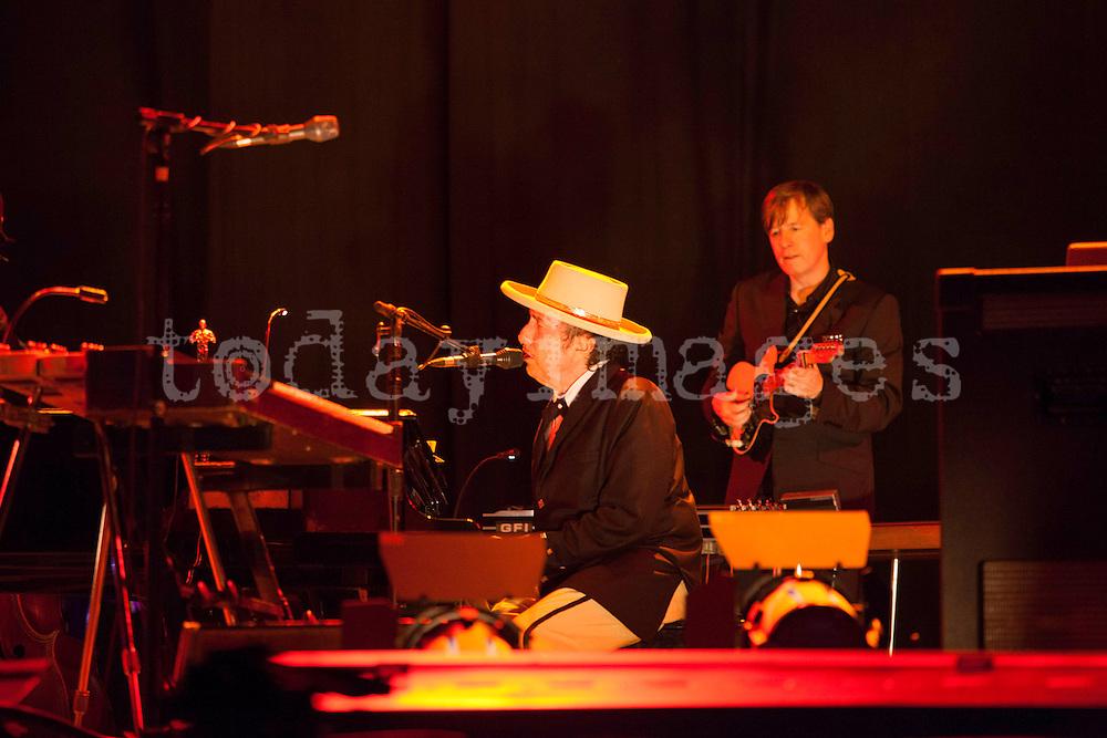 Leonard Cohen at the Benicassim Festival 2012