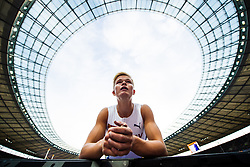 August 12, 2018 - Berlin, GERMANY - 180812 Sondre Guttormsen of Norway competes in the men´s pole vault final during the European Athletics Championships on August 12, 2018 in Berlin..Photo: Vegard Wivestad Grøtt / BILDBYRÃ…N / kod VG / 170206 (Credit Image: © Vegard Wivestad GrØTt/Bildbyran via ZUMA Press)