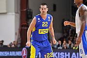 DESCRIZIONE : Eurolega Euroleague 2015/16 Group D Dinamo Banco di Sardegna Sassari - Maccabi Fox Tel Aviv<br /> GIOCATORE : Taylor Rochestie<br /> CATEGORIA : Ritratto<br /> SQUADRA : Maccabi FOX Tel Aviv<br /> EVENTO : Eurolega Euroleague 2015/2016<br /> GARA : Dinamo Banco di Sardegna Sassari - Maccabi Fox Tel Aviv<br /> DATA : 03/12/2015<br /> SPORT : Pallacanestro <br /> AUTORE : Agenzia Ciamillo-Castoria/C.Atzori
