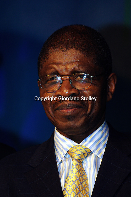 DURBAN - 30 August 2006 - Professor Wiseman Nkuhlu, the first black South African to qualify as a chartertered accountant. Nkuhlu qualified in 1976 during South Africa's apartheid era when most rights, including quality education were denied to the black majority..Picture: Giordano Stolley