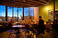 Beaker and Flask, a hip new restaurant in SE Portland Oregon headed by Benjamin Bettinger, formerly a chef at Paley's Place.