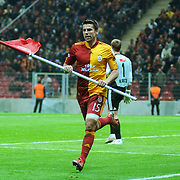 Galatasaray's Milan BAROS during their Turkey Cup Quarter final matchday 2 Galatasaray between Gasiantepspor at the AliSamiYen Turk Telekom Arena in Istanbul Turkey on Wednesday 02 March 2011. Photo by TURKPIX