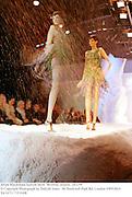 Julian Macdonald fashion show. Westway studios. 24/2/99<br />© Copyright Photograph by Dafydd Jones<br />66 Stockwell Park Rd. London SW9 0DA<br />Tel 0171 733 0108