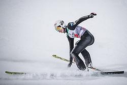 30.12.2018, Schattenbergschanze, Oberstdorf, GER, FIS Weltcup Skisprung, Vierschanzentournee, Oberstdorf, 2. Wertungsdurchgang, im Bild Daniel Huber (AUT) // Daniel Huber of Austria during his 2nd Competition Jump for the Four Hills Tournament of FIS Ski Jumping World Cup at the Schattenbergschanze in Oberstdorf, Germany on 2018/12/30. EXPA Pictures © 2018, PhotoCredit: EXPA/ JFK