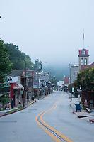 Eureka Springs, Arkansas.