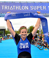 Photo: Paul Greenwood/Richard Lane Photography. Strathclyde Park Elite Triathlon. 17/05/2009. <br />