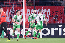 February 14, 2019 - Rennes, France - 21 GIOVANI LO CELSO (BETIS) - JOIE (Credit Image: © Panoramic via ZUMA Press)