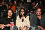 September 20, 2012- New York, New York:  (L-R) Elinor Tatum, Publisher, Amsterdam News, Author/ Television Writer/Producer Susan Fales-Hill and Media Personality Harriette Cole attend the 2012 Urbanworld Film Festival Opening night premiere screening of  ' Being Mary Jane ' presented by BET Networks held at AMC 34th Street on September 20, 2012 in New York City. The Urbanworld® Film Festival is the largest internationally competitive festival of its kind. The five-day festival includes narrative features, documentaries, and short films, as well as panel discussions, live staged screenplay readings, and the Urbanworld® Digital track focused on digital and social media. (Terrence Jennings)
