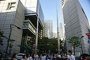 Japan, Tokyo architecture
