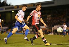 Bury v Sunderland - Carabao Cup - 10 Aug 2017