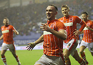Wigan Athletic v Blackpool 121215