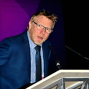 Andy Entwistle, CEO welcome the London Motor & Tech Show opening day on 16 May 2019, at Excel London, UK.