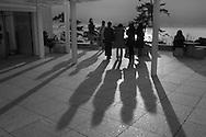 Feb. 2012: Plaza area of The Museum of Modern Art, Kamakura & Hayama, during Ben Shahn exhibition. Hayama, Kanagawa Prefecture, Japan. Ñ at Hayama, Kanagawa Prefecture, Japan