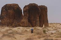 Motor<br /> Paris Dakar 2004<br /> Foto: Digitalsport<br /> Norway Only<br /> <br /> TIDJIKJA - NEMA 20040109<br /> PG LUNDMARK / KTM 660 SCANDINAVIA