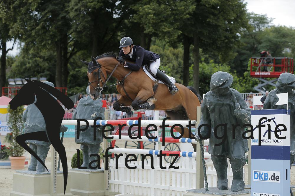 Kreuzer, Andreas, Balance<br /> Münster - Turnier der Sieger<br /> Grosser Preis<br /> © www.sportfotos-lafrentz.de/ Stefan Lafrentz