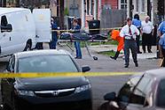 Crime Scene in New Orleans