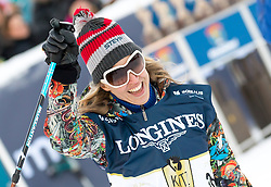 21.01.2017, Hahnenkamm, Kitzbühel, AUT, FIS Weltcup Ski Alpin, KitzCharity Trophy, im Bild Nina Pröll (Generali) // during the KitzCharity Trophy of FIS Ski Alpine World Cup at the Hahnenkamm in Kitzbühel, Austria on 2017/01/21. EXPA Pictures © 2017, PhotoCredit: EXPA/ Serbastian Pucher