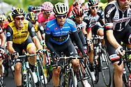 Johan Esteban Chaves (COL - Mitchelton - Scott) during the 101th Tour of Italy, Giro d'Italia 2018, stage 14, San Vito Al Tagliamento - Monte Zoncolan 181 km on May 19, 2018 in Italy - Photo Luca Bettini / BettiniPhoto / ProSportsImages / DPPI