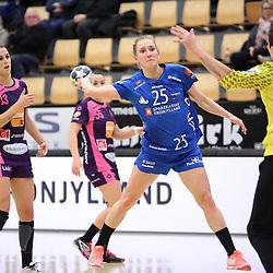 HBALL: 29-01-2017 - Randers HK - Nantes LA HB - EHF Cup