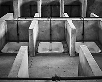 Fort Breendonk National Memorial. WWII Concentration Camp. Image taken with a Nikon D800 camera and 50 mm f/1.8 lens.