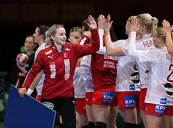 EHF Euro 2020 Main Round group I match between Denmark and Spain in Jyske Bank Boxen, Herning, Denmark on December 13, 2020. Photo Credit: Allan Jensen/EVENTMEDIA.