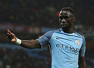 Bacary Sagna of Manchester City during the English Premier League match at the Etihad Stadium, Manchester. Picture date: December 18th, 2016. Picture credit should read: Simon Bellis/Sportimage