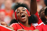 Photo: Chris Ratcliffe.<br /> England v Trinidad & Tobago. Group B, FIFA World Cup 2006. 15/06/2006.<br /> T&T fan.