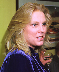 MISS LUCY FOX she is engaged to Viscount Gormanstone, at a party in London on 11th November 1997.MDE 10