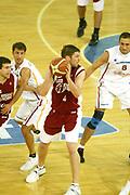 DESCRIZIONE : Roma Lega A1 2005-06 Lottomatica Virtus Roma Basket Livorno <br /> GIOCATORE : Phillips <br /> SQUADRA : Basket Livorno <br /> EVENTO : Campionato Lega A1 2005-2006 <br /> GARA : Lottomatica Virtus Roma Basket Livorno <br /> DATA : 04/02/2006 <br /> CATEGORIA : <br /> SPORT : Pallacanestro <br /> AUTORE : Agenzia Ciamillo-Castoria/G.Ciamillo