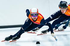 20200212 NED: Training ISU World Cup Finals Shorttrack, Dordrecht