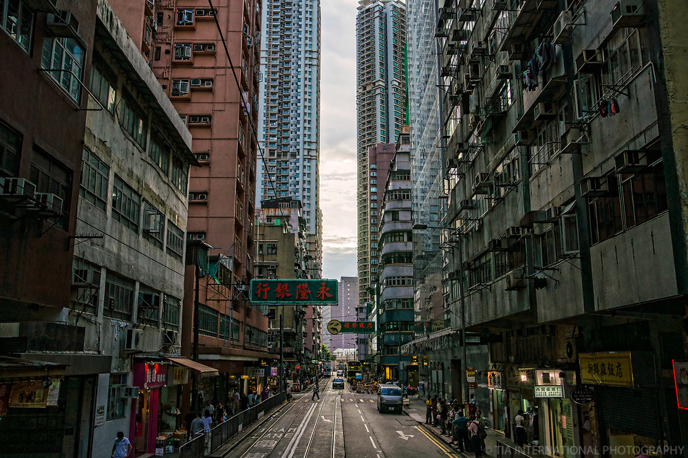 Hong Kong Urbanity