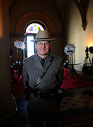 State Trooper Allen at the Swearing-in of the Honorable David A. Patterson at the 55th Governor of New York  at The New York State Capitol in the Assembly Chambers on March 17, 2008