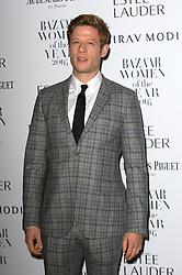 James Norton bei den Harper's Bazaar Women of the Year Awards 2016 in London / 311016<br /> <br /> *** Harper's Bazaar Women of the Year Awards 2016 in London on October 31, 2016 ***