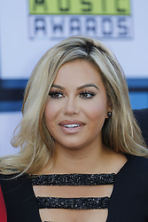 HOLLYWOOD, CA - OCTOBER 06: Chiquis Rivera attends the Telemundo's Latin American Music Awards 2016 held at Dolby Theatre on October 6, 2016. Byline, credit, TV usage, web usage or linkback must read SILVEXPHOTO.COM. Failure to byline correctly will incur double the agreed fee. Tel: +1 714 504 6870.