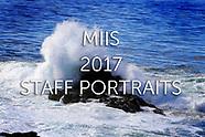 MIIS 2017 Staff