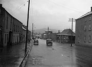30/03/1957 <br /> Views of towns in Ireland. Main Street, Stradbally, Co. Leix (Laois).