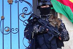 Aleppo Women soldiers of Anti-Terrorism Squad