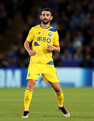 Adrian Lopez of FC Porto - Mandatory by-line: Matt McNulty/JMP - 27/09/2016 - FOOTBALL - King Power Stadium - Leicester, England - Leicester City v FC Porto - UEFA Champions League