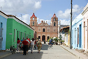 Cuba, Camaguey. Nuestra Senora de la Candelaria Church