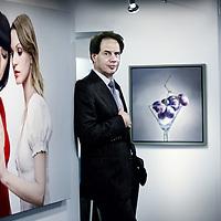 Nederland, Amsterdam , 12 januari 2011..Erik Hermida, directeur Realisme beurs in Passengers Terminal...Foto:Jean-Pierre Jans