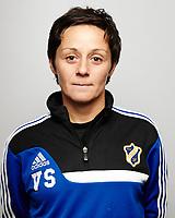 Fotball<br /> Toppserien<br /> Portrett / Portretter<br /> Stabæk<br /> Vanja Stefanovic , ass trener<br /> Foto: Eirik Førde