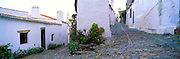 PORTUGAL, ALENTEJO AREA Monsaraz, ancient village streets