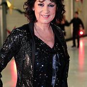 NLD/Utrecht/20121218 - Perspresentatie Sterren Dansen op het IJs 2013, Jose Hoebee