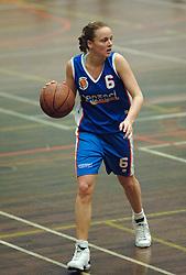 20-04-2005 BASKETBAL: LEVI - PERIK JUMPERS: AMSTERDAM<br /> Levi Amsterdam, wint de eerste playoff wedstrijd met 85-65 / <br /> ©2005-WWW.FOTOHOOGENDOORN.NL