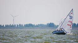 08_001294 © Sander van der Borch. Medemblik - The Netherlands,  May 21th 2008 . First day of the Delta Lloyd Regatta 2008.