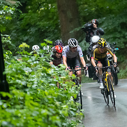 ARNHEM (NED) CYCLING, SIMAC LADIES TOUR,   August 29th 2021, <br /> Leaders in rainy stage