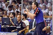 DESCRIZIONE : Campionato 2014/15 Serie A Beko Grissin Bon Reggio Emilia -  Dinamo Banco di Sardegna Sassar Finale Playoff Gara1<br /> GIOCATORE : Paolo Citrini<br /> CATEGORIA : Ritratto Esultanza Mani Allenatore Coach<br /> SQUADRA : Dinamo Banco di Sardegna Sassari<br /> EVENTO : LegaBasket Serie A Beko 2014/2015<br /> GARA : Grissin Bon Reggio Emilia - Dinamo Banco di Sardegna Sassari Finale Playoff Gara1<br /> DATA : 14/06/2015<br /> SPORT : Pallacanestro <br /> AUTORE : Agenzia Ciamillo-Castoria/GiulioCiamillo
