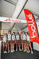 Equipe - Ag2r La Mondiale - 19.01.2015 - presentation des equipes du Tour Down Under -<br /> Photo : Sirotti / Icon Sport