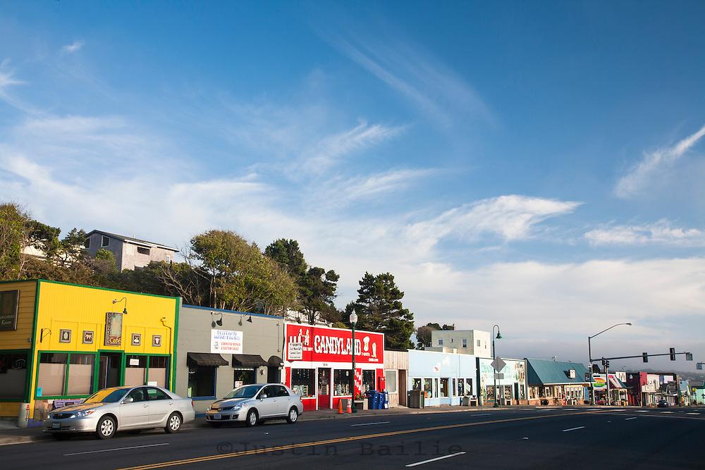 Lincoln City, Oregon