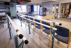 Magnolia Unit, Enfield Health. A short-term in-patient service focusing on preventing avoidable admissions to acute hospitals where a patient cannot be looked after safely at home, with an emphasis on rehabilitation. London UK